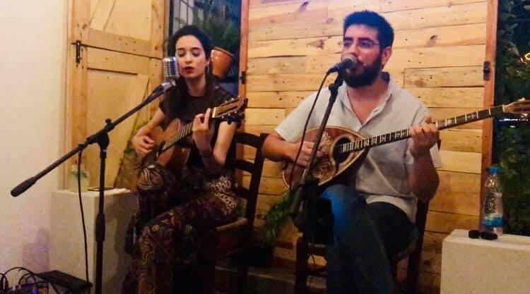 Καφενείο Καϊμάκι   Λεμεσός (14-07-2019)