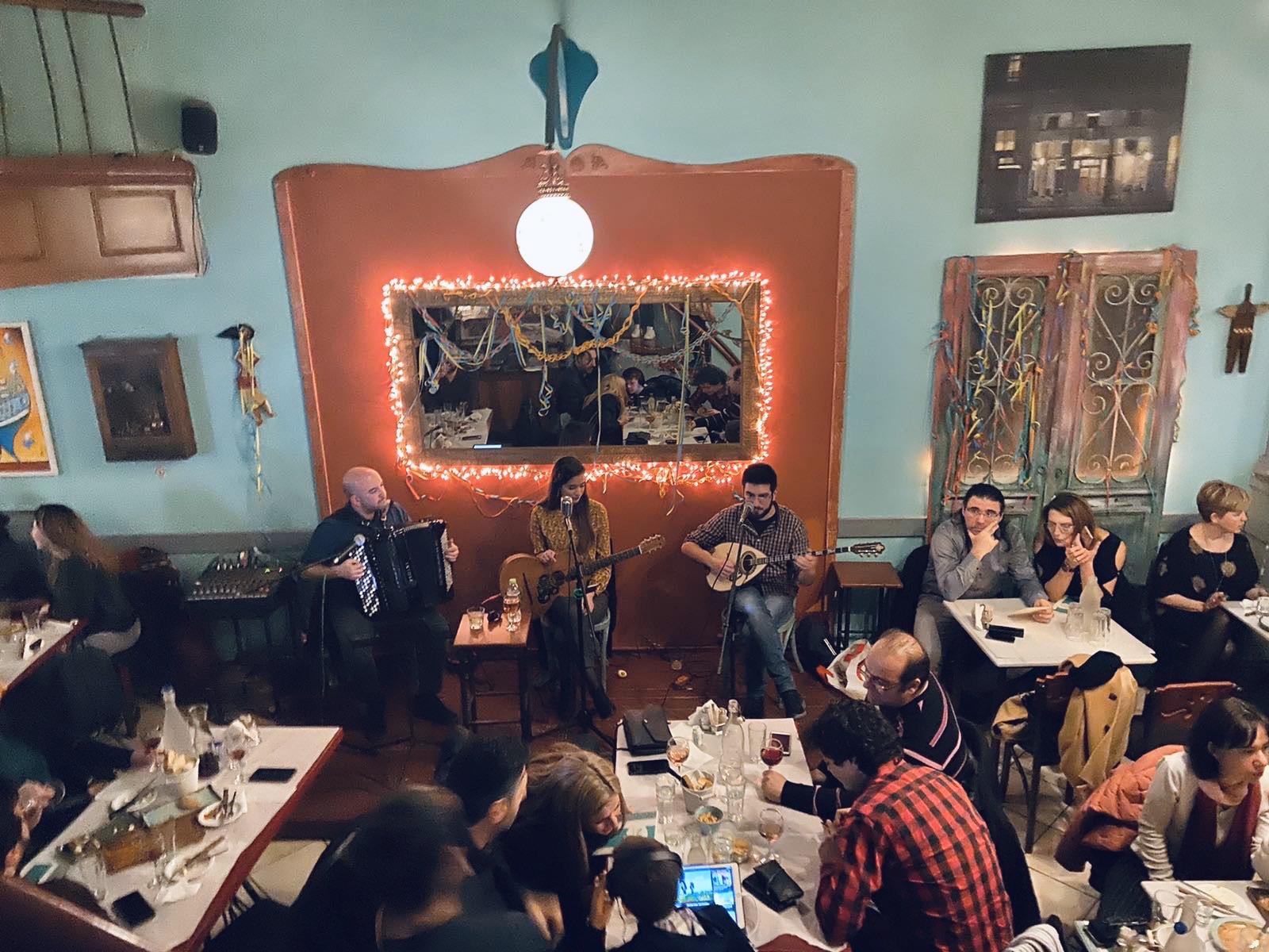 Καφενείο Νέον | Θεσσαλονίκη (29-02-2020)